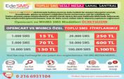 Ücretsiz WHMCS SMS Modülü