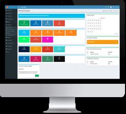 Muhasebe + Teknik Servis + Site + Hosting